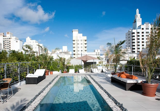 Sanctuary Hotel In South Beach Minimal And Chic Insidemiamibeach