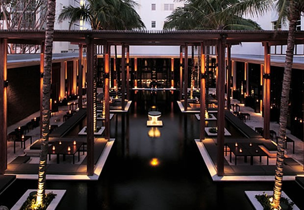 South Beach The Amazing Setai Hotel