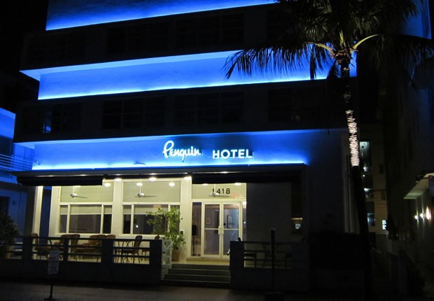 Why Penguin Hotel In Ocean Dr Should Have Less Stars