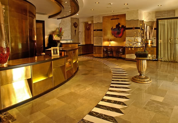 Reception at the Hilton Bentley Miami Beach