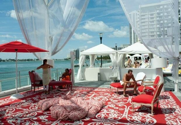 miami beach luxury hotels in downtown
