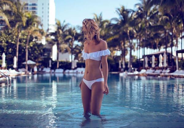 W South Beach in Collin Avenue Miami Beach